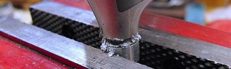 ロッディオ・タイプMドライバーヘッドのフェースアングル調整
