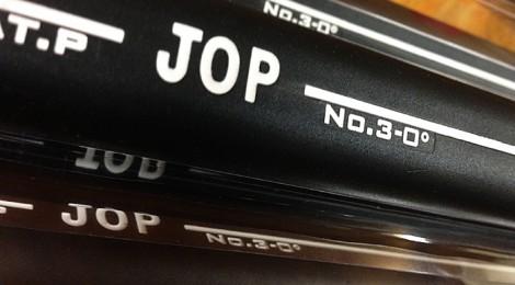 JOPパターグリップに新製品が仲間入り