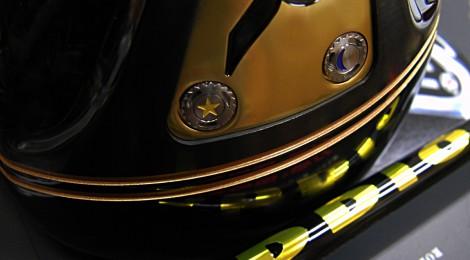 ロッディオ・Sチューニング・ドライバーヘッドにスリムシャフト・プロト63をアッセンブル