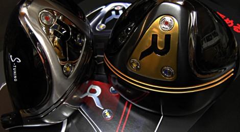 新製品 ロッディオSチューニング・ドライバーヘッド