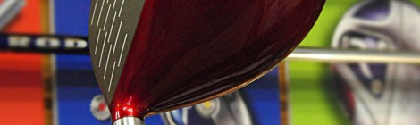 ロッディオ・ドライバーTYPE-Mのブラッド・オレンジ Lowタイプ
