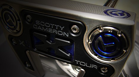 Scotty Cameron FUTURA X5 NUCKLEHEAD PROTOTYPE TOUR