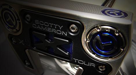 Scotty Cameron FUTURA X5 NUCKLEHEAD PROTOTYPE TOUR