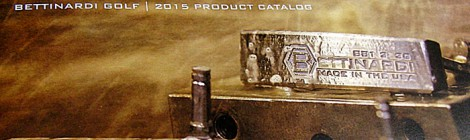 BETTINARDI 2015 PRODUCT CATALOG