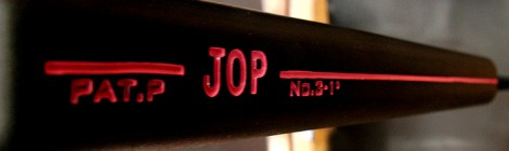 JOPグリップのストレート