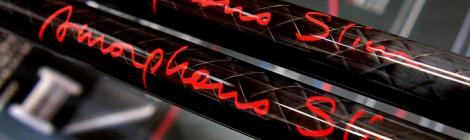 ロッディオシャフトの新しいカタチ、「アモルファス・スリム」