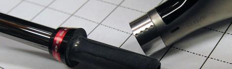ロッディオF5SRのチップトリミング