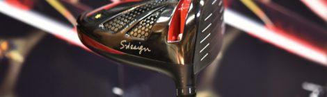 ロッディオの新製品Sデザイン オーバーサイズドライバー|岡崎市ゴルフ工房 大信プロダクト