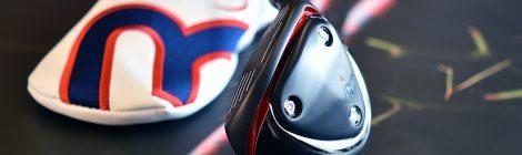 ロッディオクリークのブラックIP仕上げ|ロッディオキャットハンドのヘッドカバー